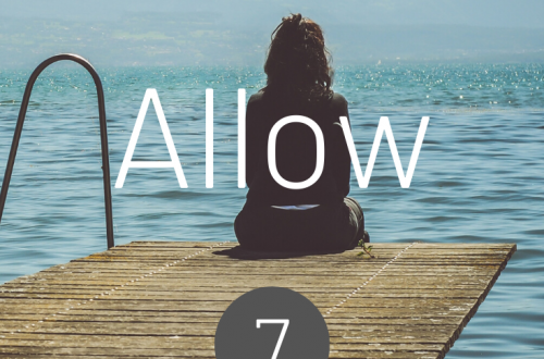 Allow into Action | SoloWords into Action