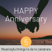 Anniversary into Action | SoloWords into Action
